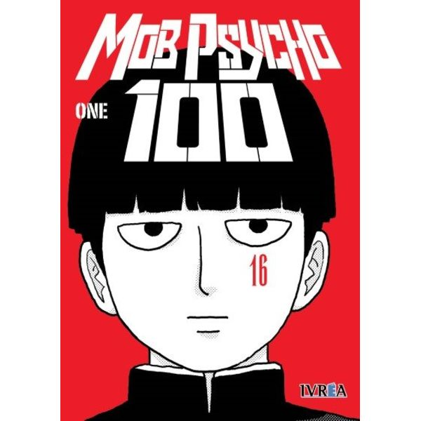 Mob Psycho 100 #16 (Spanish) Manga Oficial Ivrea