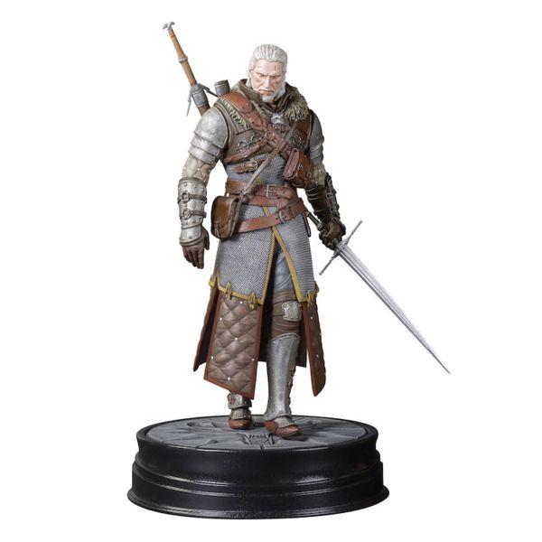 Figura Geralt Grandmaster Ursine The Witcher 3 Wild Hunt
