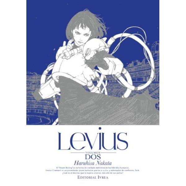 Levius #02 Manga Oficial Ivrea