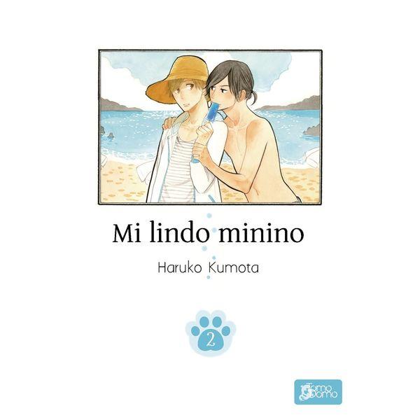 Mi Lindo Minino #02 Manga Oficial Tomodomo Ediciones