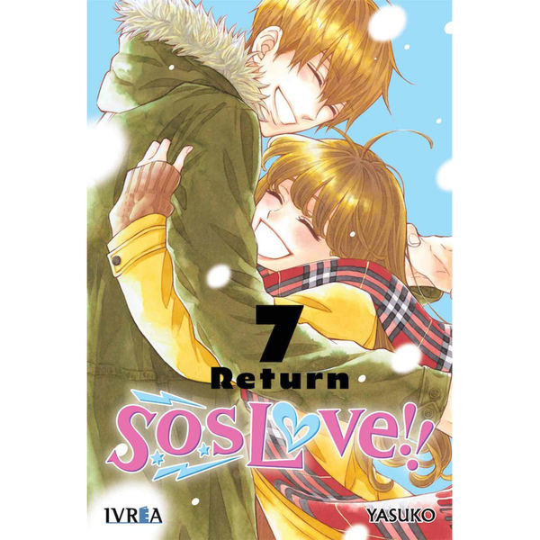 S.O.S. Love #07 Manga Oficial Ivrea (Spanish)