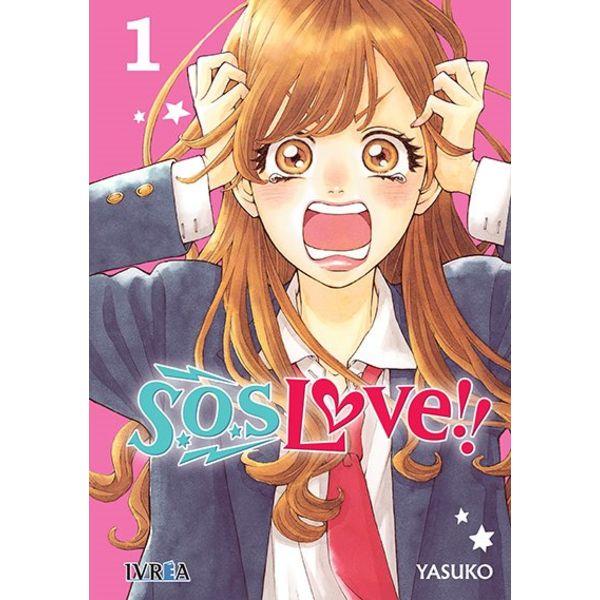 S.O.S. Love!! #01 Manga Oficial Ivrea