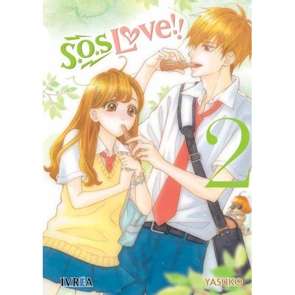 S.O.S. Love!! #02 Manga Oficial Ivrea