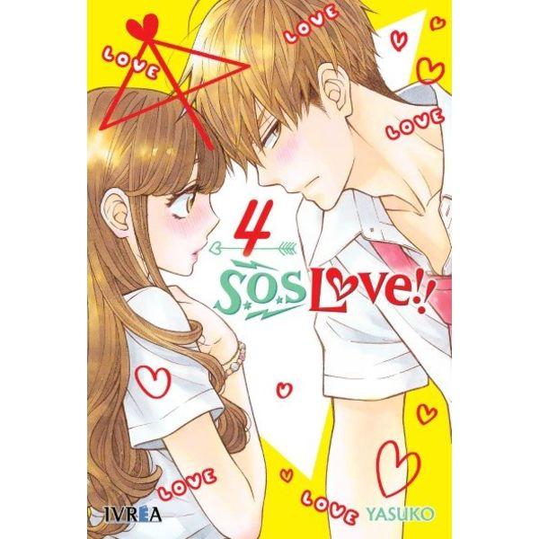 S.O.S. Love!! #04 Manga Oficial Ivrea