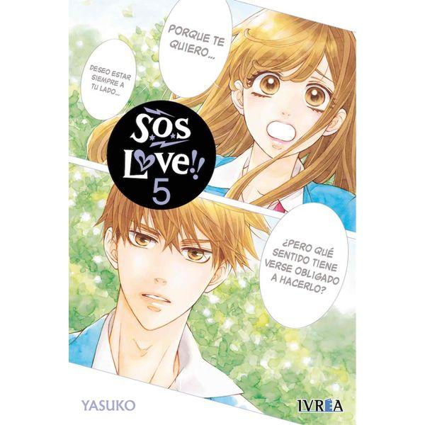 S.O.S. Love!! #05 Manga Oficial Ivrea