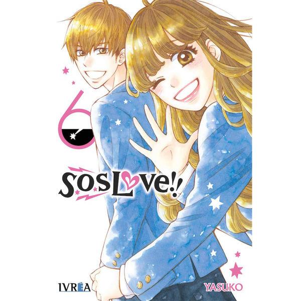 S.O.S. Love #06 Manga Oficial Ivrea (Spanish)