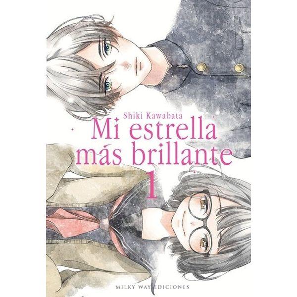 Mi Estrella Más Brillante #01 Manga Oficial Milky Way Ediciones (spanish)