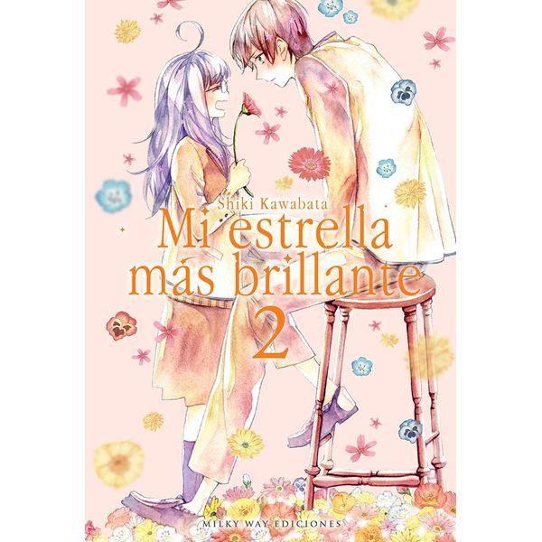Mi Estrella Más Brillante #02 Manga Oficial Milky Way Ediciones
