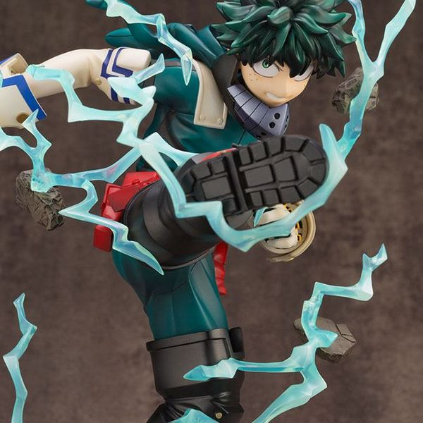 Izuku Midoriya Deku V2 Bonus Edition Figure My Hero Academia ARTFXJ