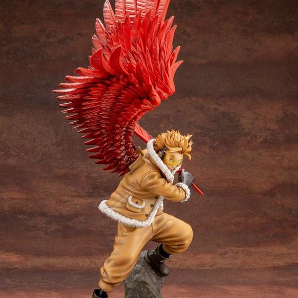 Hawks Bonus Edition Figure My Hero Academia ARTFXJ