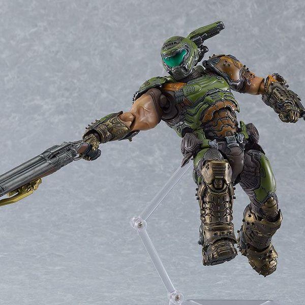 Figma SP-140 Doom Slayer Doom Eternal