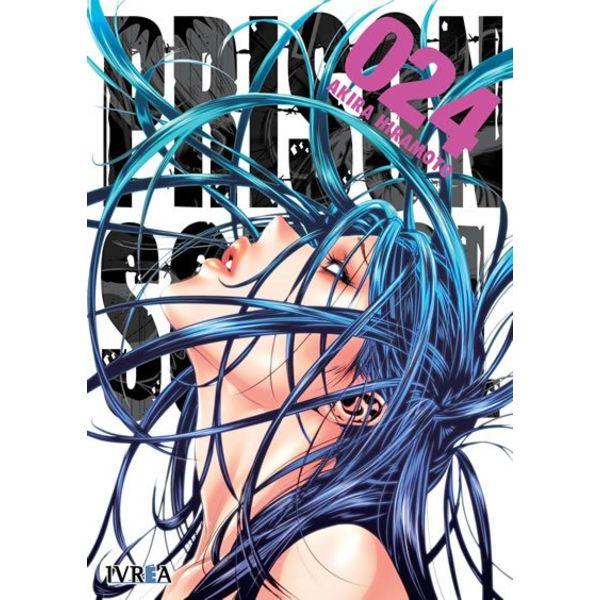 Prison School #24 Manga Oficial Ivrea
