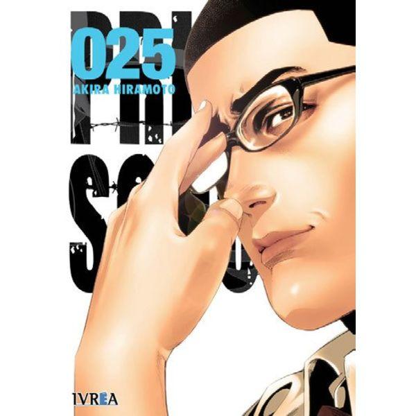 Prison School #25 Manga Oficial Ivrea