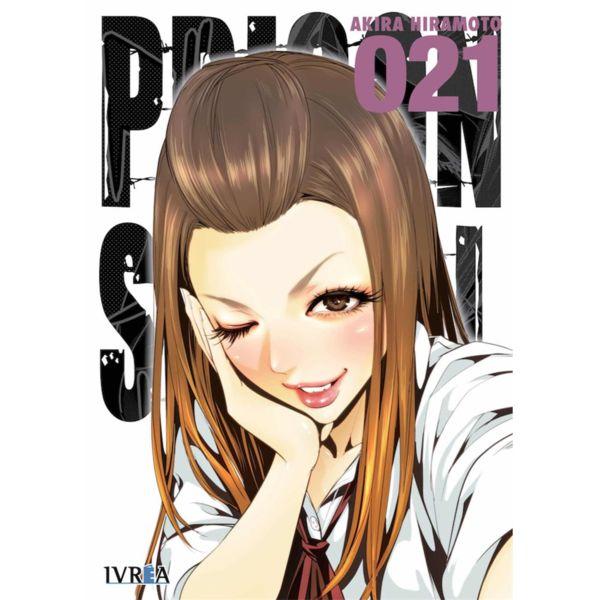 Prison School #21 Manga Oficial Ivrea