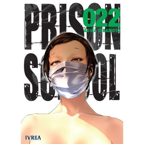 Prison School #22 Manga Oficial Ivrea