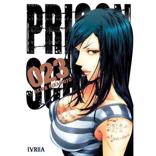 Prison School #23 Manga Oficial Ivrea