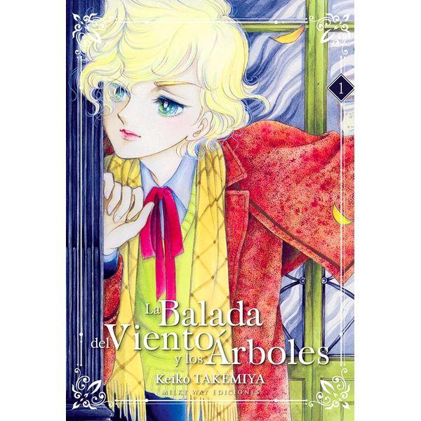 La Balada del Viento y los Árboles #01 Manga Oficial Milky Way Ediciones