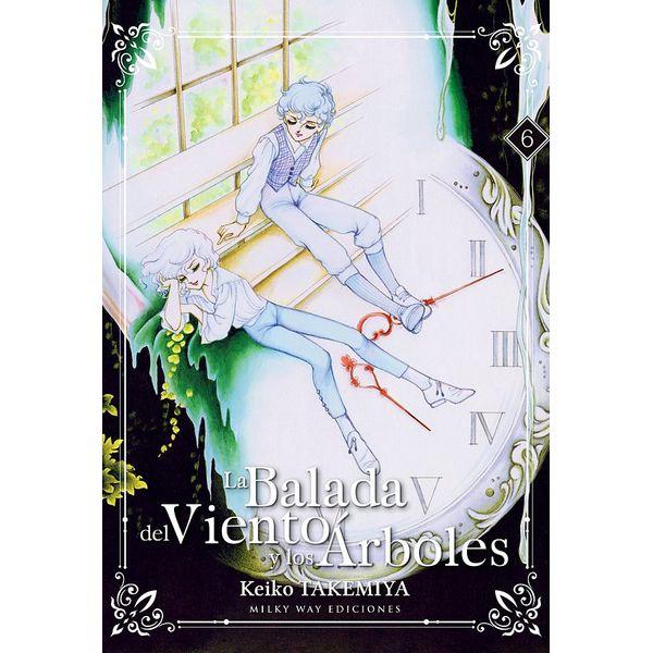 La Balada del Viento y los Árboles #06 Manga Oficial Milky Way Ediciones