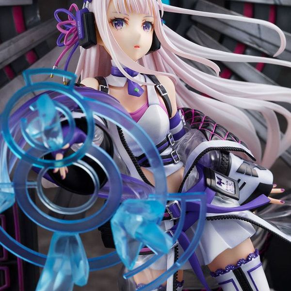 Figura Emilia Neon City Ver Re Zero Starting Life in Another World
