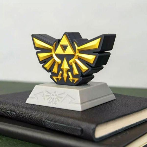 Lámpara Hyrule Crest Icon Light The Legend of Zelda