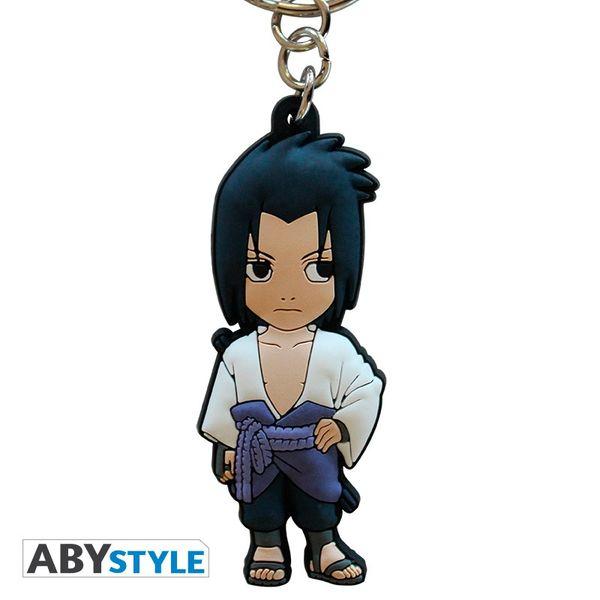 Llavero Sasuke PVC Naruto Shippuden