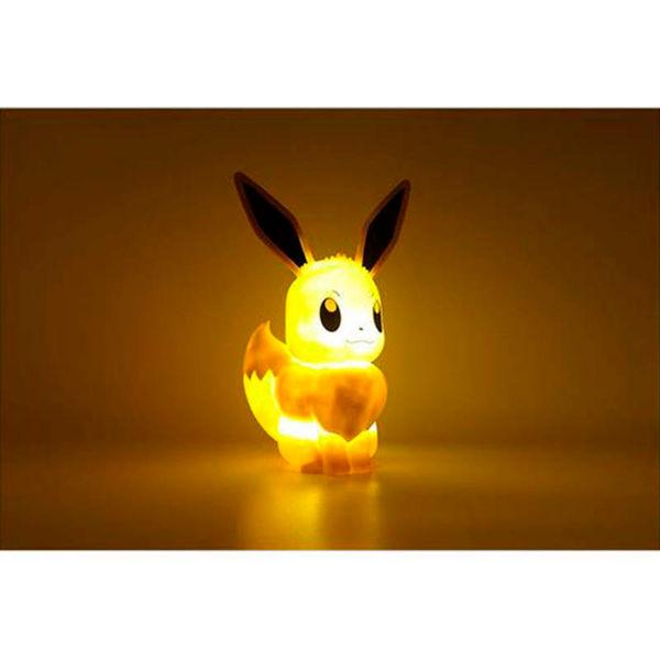 Lampara 3D Eevee Pokemon 30 cm