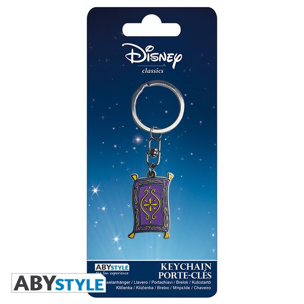 Magic Carpet Keychain Aladdin Disney