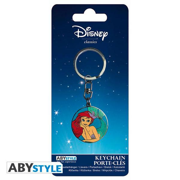 Ariel Keychain The Little Mermaid Disney