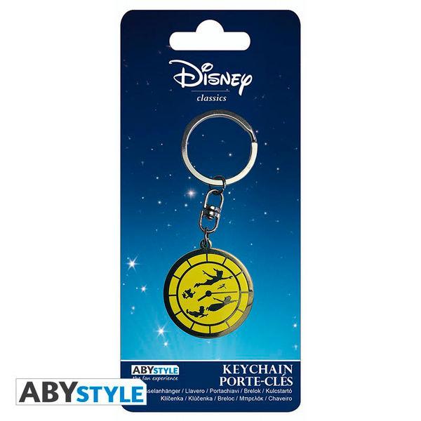 Llavero Peter Pan Reloj Disney