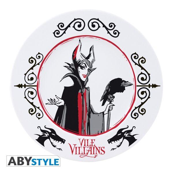 Disney Villains Dishes