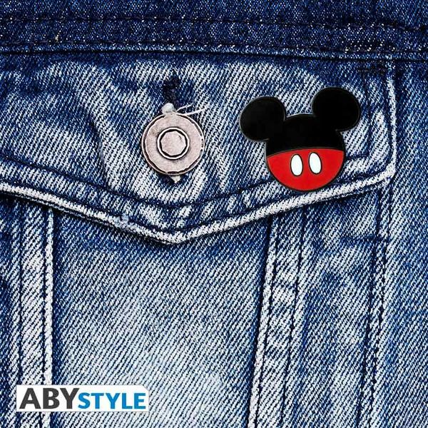 Pin Mickey Mouse Pantalones Disney