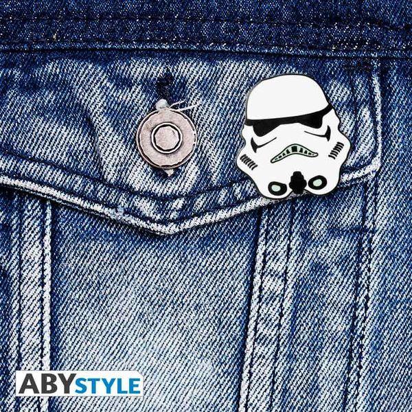 Stormtrooper Pin Star Wars