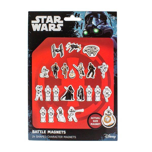Star Wars Fridge Magnets Set 24