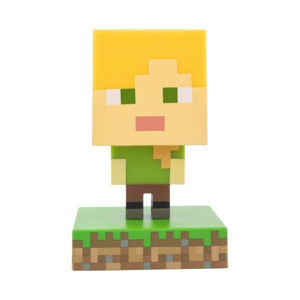 Alex 3D Lamp Minecraft