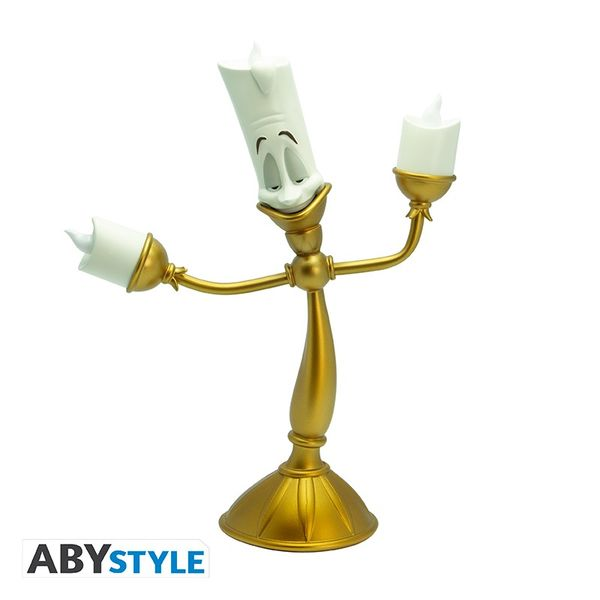 Lumiere 3D Lamp Beauty and the Beast Disney