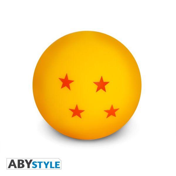 Lampara 3D Bola de Dragón 4 Estrellas Sū Shinchū Dragon Ball