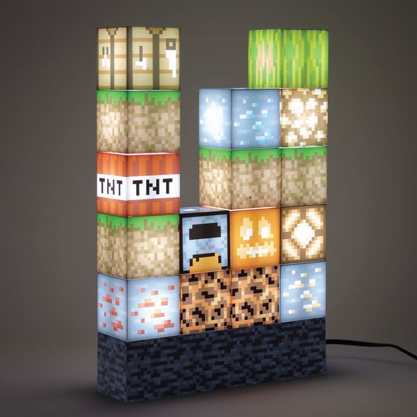 Block Building 3D Light Minecraft