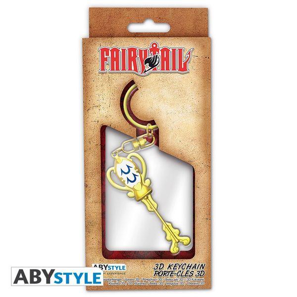 Llavero Llave de Acuario Fairy Tail