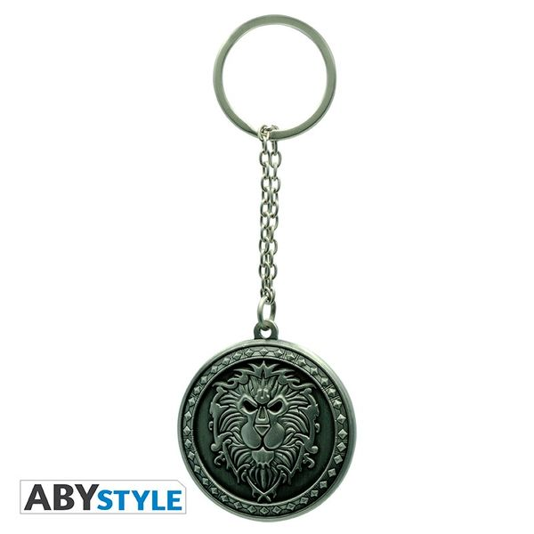 Alliance Keychain World Of Warcraft ABYstyle