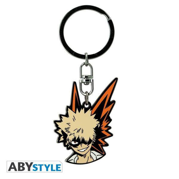 Bakugo Katsuki Keychain My Hero Academia
