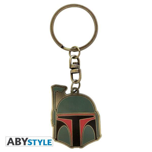 Keychain Boba Fett Star Wars