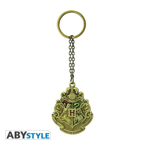 Llavero Escudo Hogwarts Harry Potter ABYstyle