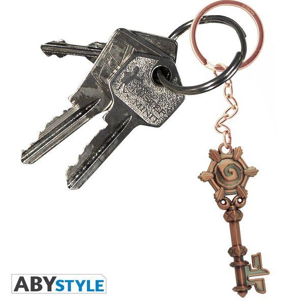 Hearthstone Blizzard Arena Keychain