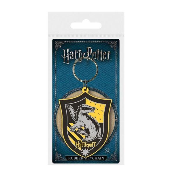 Llavero Hufflepuff Escudo Harry Potter