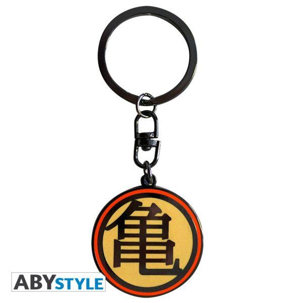 Kame Kanji Keychain Dragon Ball Z