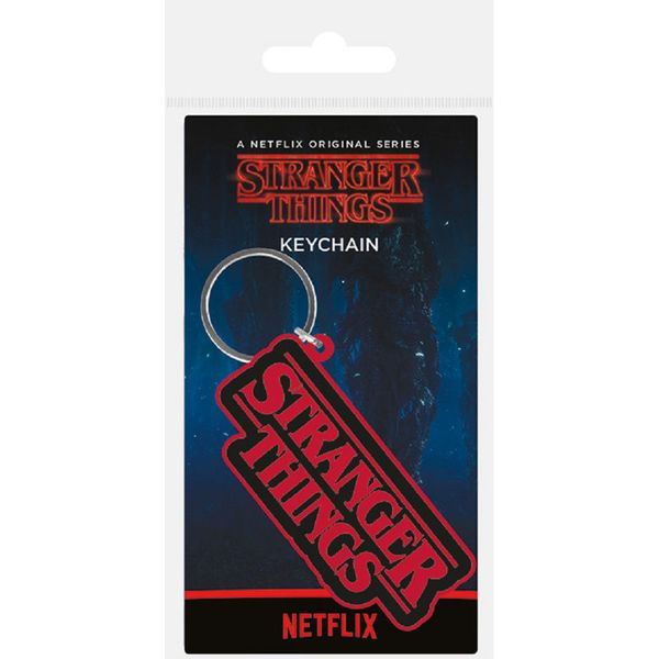Llavero Stranger Things Logo