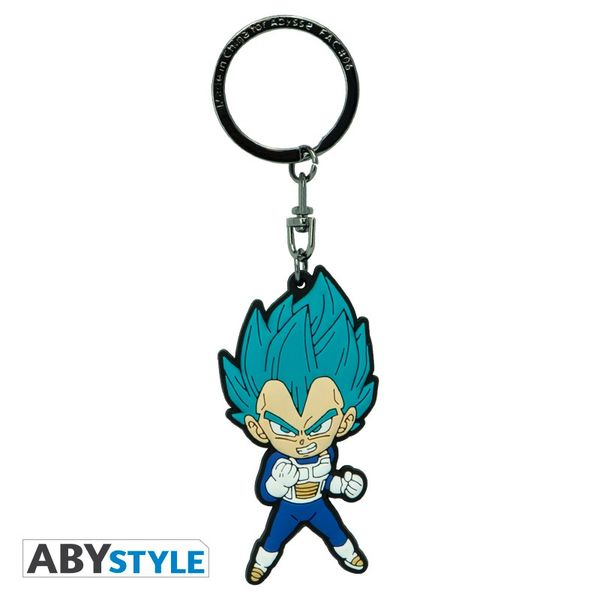 Llavero Vegeta SSGSS ABYstyle Dragon Ball Super