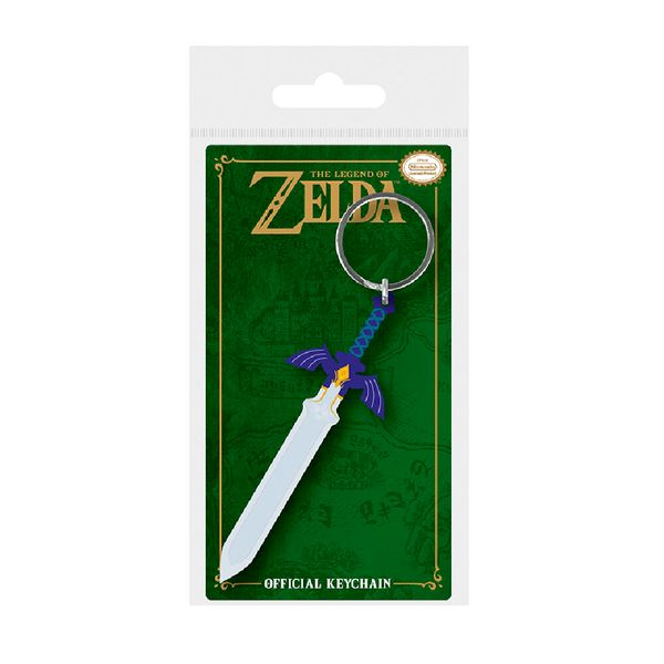 Llavero Espada Maestra The Legend of Zelda