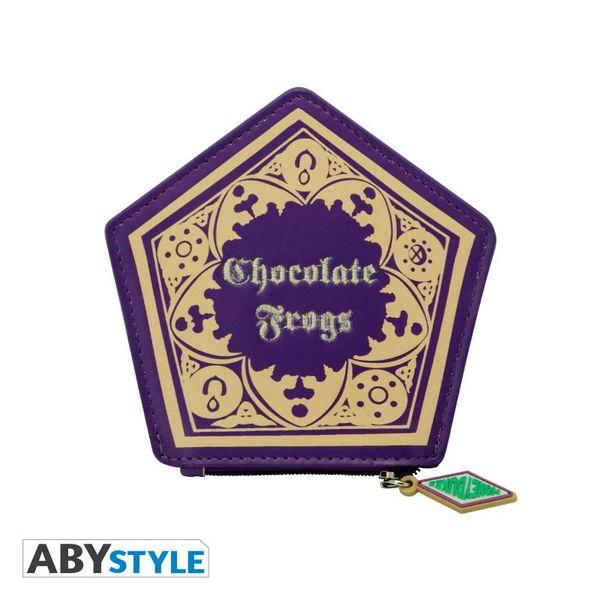 Monedero Rana de Chocolate Harry Potter