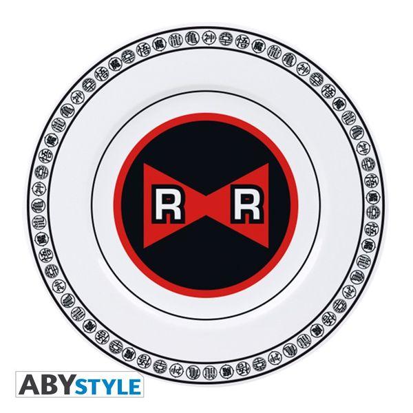 Dragon Ball Plates Emblems